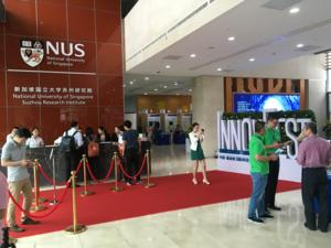 InnovFest Suzhou 2016 at NUSRI on 6 June 2016